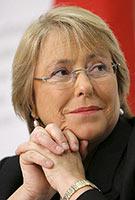 Bachelet y el día de la Madre
