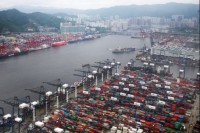 china puerto