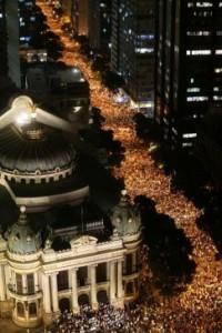 brasil protestas