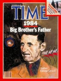 george Orwell_Time