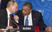 rusia putin y obama