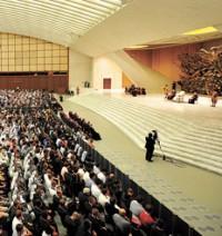 vaticano auditorio