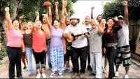 Chavistas gino