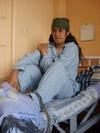 chi preso mapuche