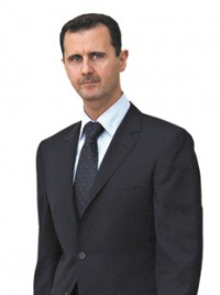 siria bassar al ashad