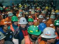 chile mineros cobre