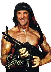 """""""Rambo"""" Kerry"""