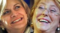 chile Bachelet+y+Matthei