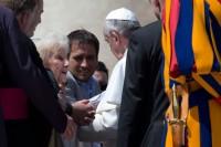vaticano papa abuelas