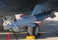 Aviones con kits de bombas GPS de EEUU