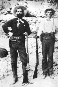 Jesse y Frank James