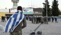 grecia manifestacion