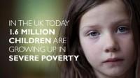 """""""El el Reino Unido, 1,6 millones de niños crece en pobreza extrema"""""""