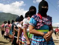mex mujeres zapatistas