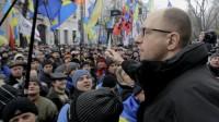 ucrania Arseniy  Yatsenyuk