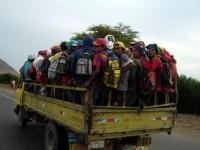 Tráfico ilegal desde Pïura
