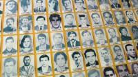 En estas fotos se muestra a algunos de los brasileños que desaparecieron.