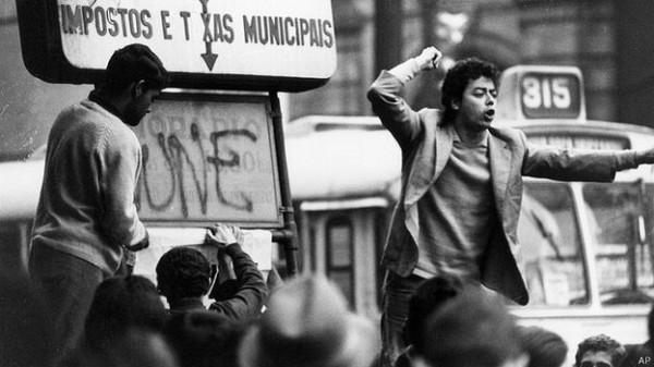 br dictadura jovenes