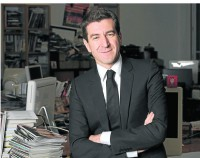 "Matthiueu Pigasse, ejecutivo de Lazard, propietario de Le Monde diplomatique y ""mecenas"" socialdemócrata"
