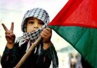palestina nino con bandera