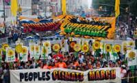 clima protestas