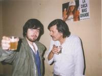 Con Lagos Nilsson, fundador de surysur