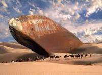 exxon sahara