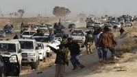 Destruyendo Libia