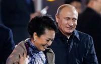 rusia putin y esposa de xi