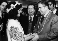 Ricardo Claro y Pinochet