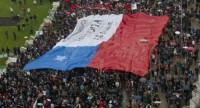 ch marcha vs represion