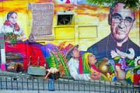 es romero mural