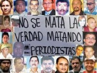 hon periodistas muertos