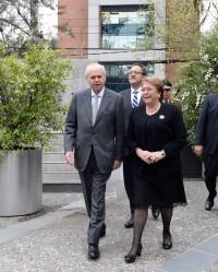 Ch Bachelet y Matte