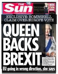 brexit reina