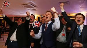 gb brexit euforia