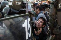 ch represion estudiantes