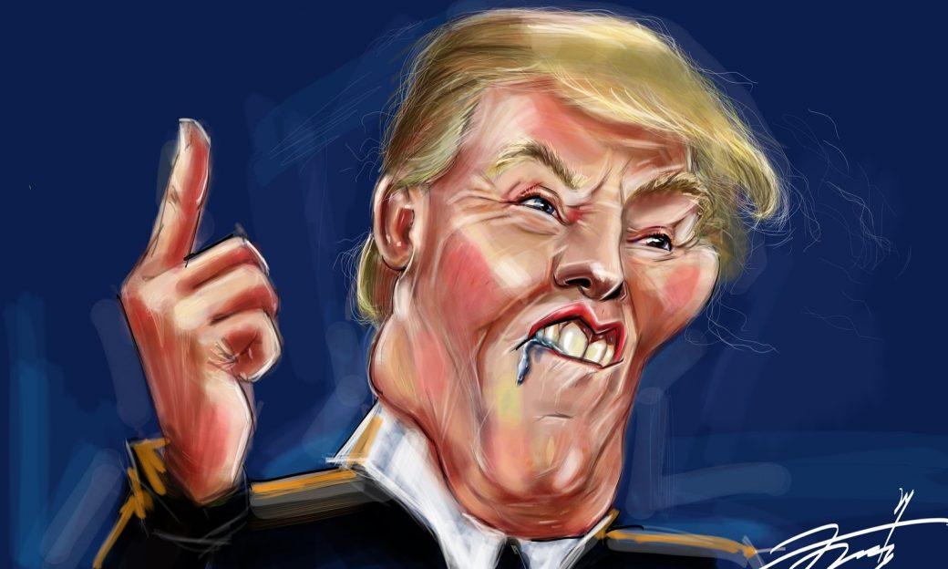 La guerra mundial de Donald (no el Pato… el otro…) | SurySur
