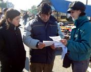 Chile: la juventud y los trabajos voluntarios
