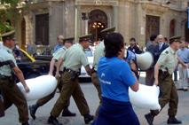 CHILE Y SUS COSTUMBRES: LA VIOLENCIA POLICIAL