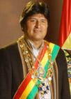 Bolivia, primer año.  –  LA BATALLA DE EVO