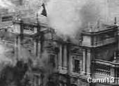 Chile, historia.  – SI SE SUICIDÓ ALLENDE, NO FUE CON LA METRALLETA DE FIDEL