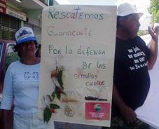 Costa Rica, la lucha continúa.  –  CAMINAR UN PAÍS PARA SALVARLO