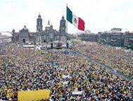En México »no hay normalidad política ni democrática»