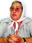 Las Madres de Plaza de Mayo en el FSM