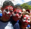 Venezuela: un palo de agua y una paliza de votos