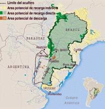 Uruguay: La hebra que conduce al acuífero Guaraní