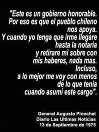 La mala fortuna del clan Pinochet