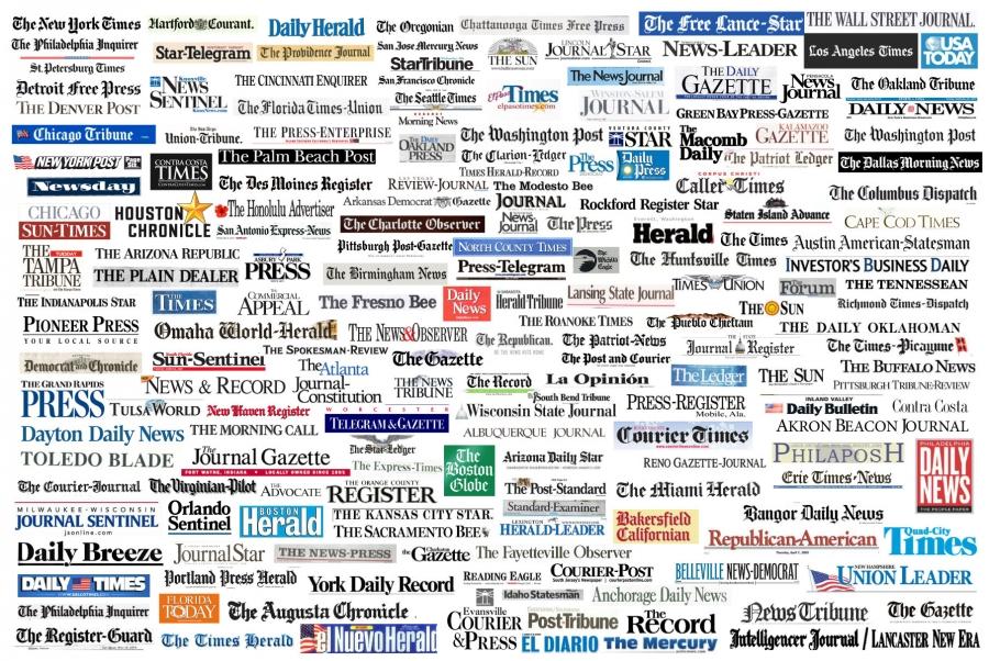 Desde 2004 cerraron más de mil 800 periódicos en EU | SurySur